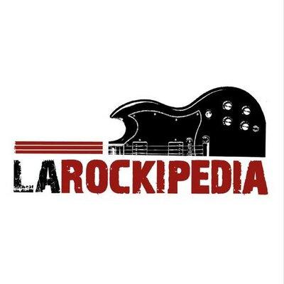 Logo La Rockipedia